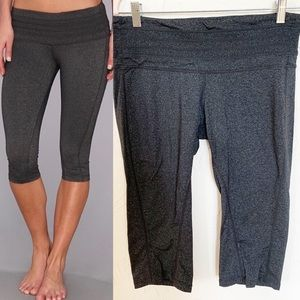 PrAna Olympia Knickers Capris Crop Leggings Yoga